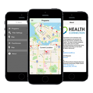 HealthConnection Healthcare App for iOS