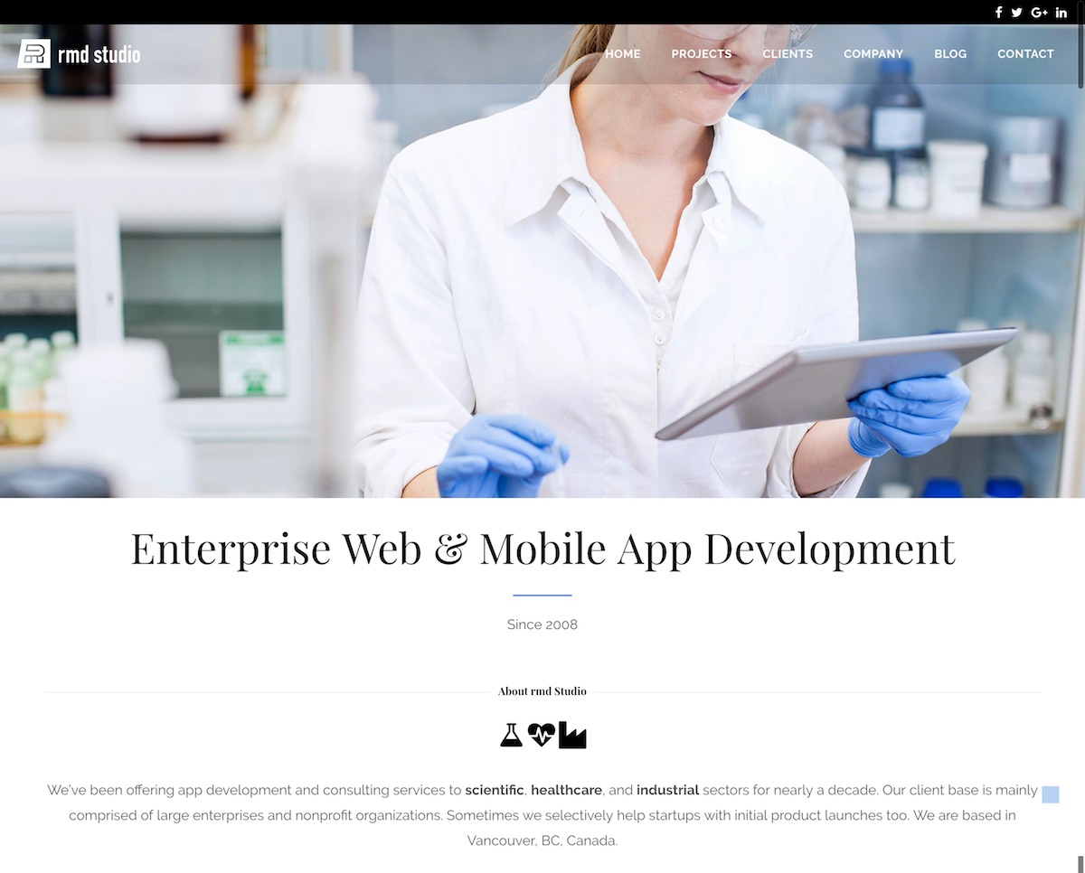 app development enterprise